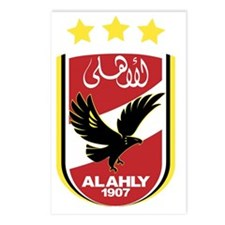 Al Ahly SC Postcards (Package of 8)