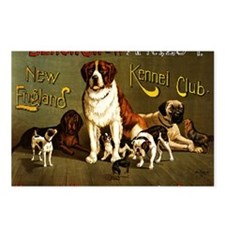 Kennel Club Show Postcards (Package of 8)