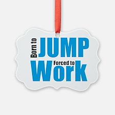 jump Ornament