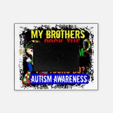 D Brothers Rock The Spectrum Autism Picture Frame