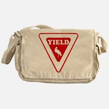 wt_rag_back_yield Messenger Bag