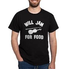 Cool Violin Vector designs T-Shirt