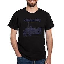 VaticanCity_12X12_SaintPetersSquare_1 T-Shirt