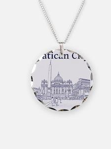 VaticanCity_12X12_SaintPeter Necklace
