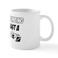 Climbing vector designs Mug
