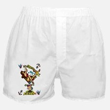 pin up,bottoms up! Boxer Shorts