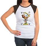 Burlesque Women's Cap Sleeve T-Shirt