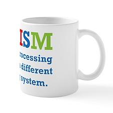 Autism awarness Mug
