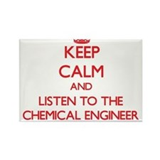 Keep Calm and Listen to the Chemical Engineer Magn