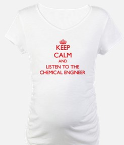 Keep Calm and Listen to the Chemical Engineer Mate