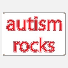 Autism rocks Banner