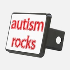 Autism rocks Hitch Cover