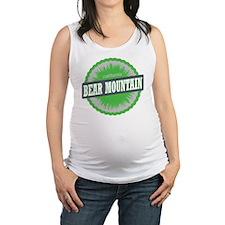Bear Mountain Ski Resort Califo Maternity Tank Top