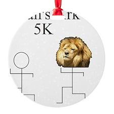 Noahs Ark 5K Ornament
