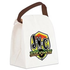JMC Badge2 Canvas Lunch Bag