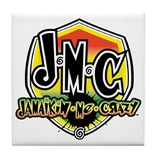 JMC Badge2 Tile Coaster