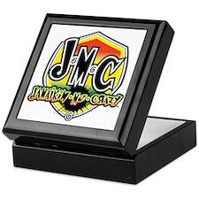 JMC Badge2 Keepsake Box
