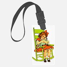 Dolly Rocker Luggage Tag