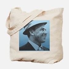 SINATRA: Confidence Is King Journal Front Tote Bag
