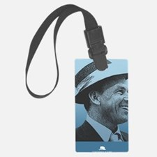 SINATRA: Confidence Is King Jour Luggage Tag