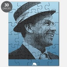 SINATRA: Confidence Is King Journal Front Puzzle