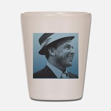 SINATRA: Confidence Is King Journal Fro Shot Glass