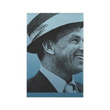SINATRA: Confidence Is King Journ Rectangle Magnet