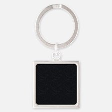 SINATRA: Chairman Of The Board Jou Square Keychain