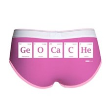 Geocache Women's Boy Brief