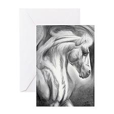 Pegasus Greeting Card