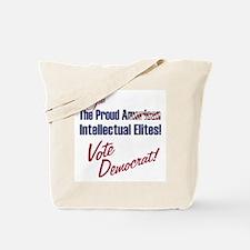 Proud Intellectual Elites Tote Bag