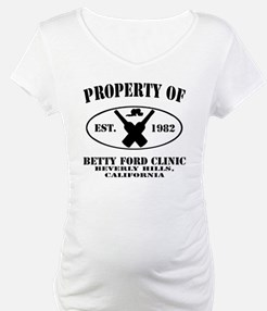 Property of Betty Ford Clinic Shirt