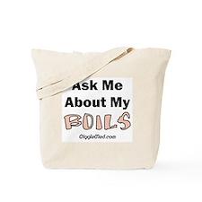 Boils Tote Bag