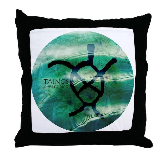 Taino Symbols Turtle Olivero