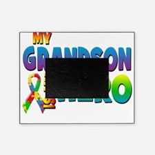 My Grandson Is My Hero Picture Frame