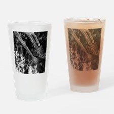 Ice Fingers Drinking Glass