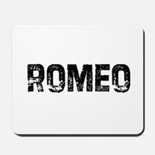 Romeo Mousepad