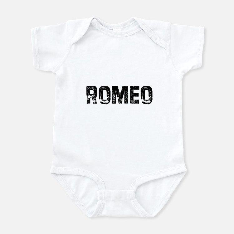 Romeo Infant Bodysuit