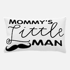 Mommys Little Man Pillow Case