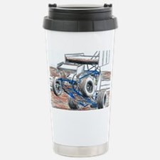 Wheel stand Travel Mug