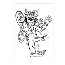 Gayest Monster That Ever  Postcards (Package of 8)