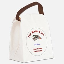 10x10 Apron Design Round Canvas Lunch Bag