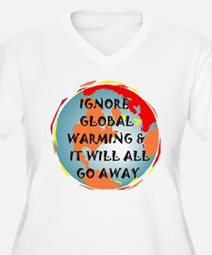 GLOBAL WARMING WARNING T-Shirt