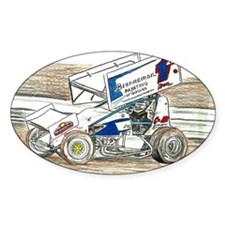 Sprints at Lincoln Decal
