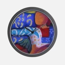 Inside and Out - Bridge Inner, Outer Wo Wall Clock