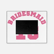 Pink Bridesmaid 13 Picture Frame