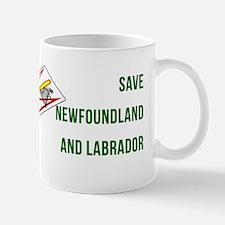 Save NL Mug