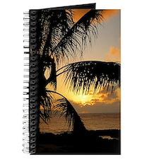 Sunset North Shore Oahu Journal