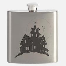 haunted house Flask