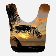 Sunset North Shore Oahu Bib